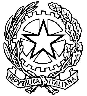 Cittadinanza e costituzione for Stemma della repubblica italiana da colorare