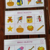 BINGO OBJECTS!